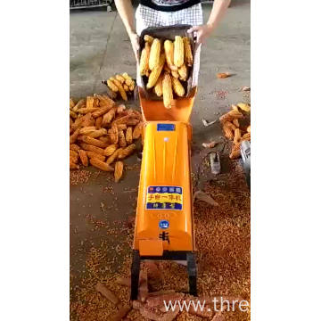 Corn Husk Peeling and Thresher Machine for Sale