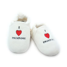 Wholesales Soft Plush New Born Baby Shoes