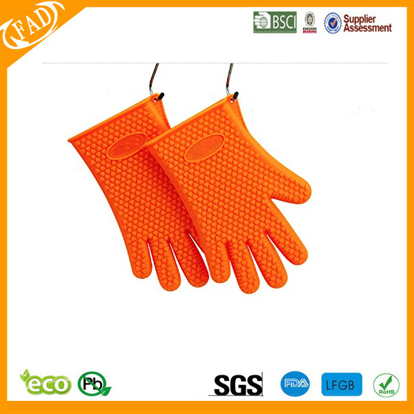 Microwave Heated Gloves