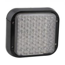 Cheap price for Truck Rear Lights Rectangle Waterproof ADR Truck Reverse Lights export to Spain Supplier