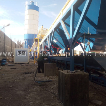 25  Concrete Ready Batching Plant