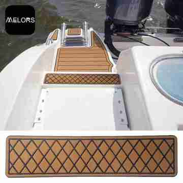 Melors Boat Swim Platforms CNC Customized Floor Mat