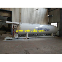 40 CBM Cooking Gas Skid-mounted Plants