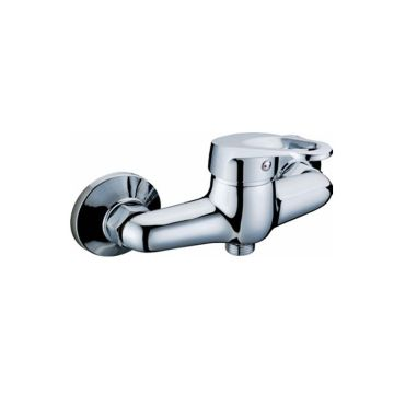 Carved Handle Exposed shower mixing valve
