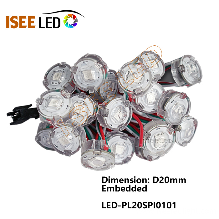 led high power pixel 16