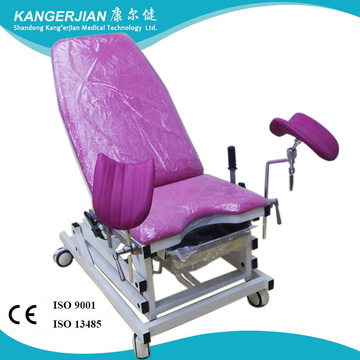 Operating Table for Gynaecology and Obstetrics