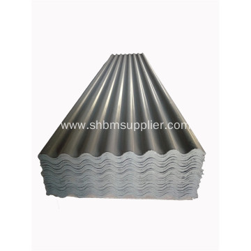 Feeding Farm Anti-corrosion Roofing Sheet