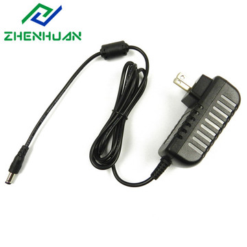 UL wall mount 9v2a ac dc power adapter