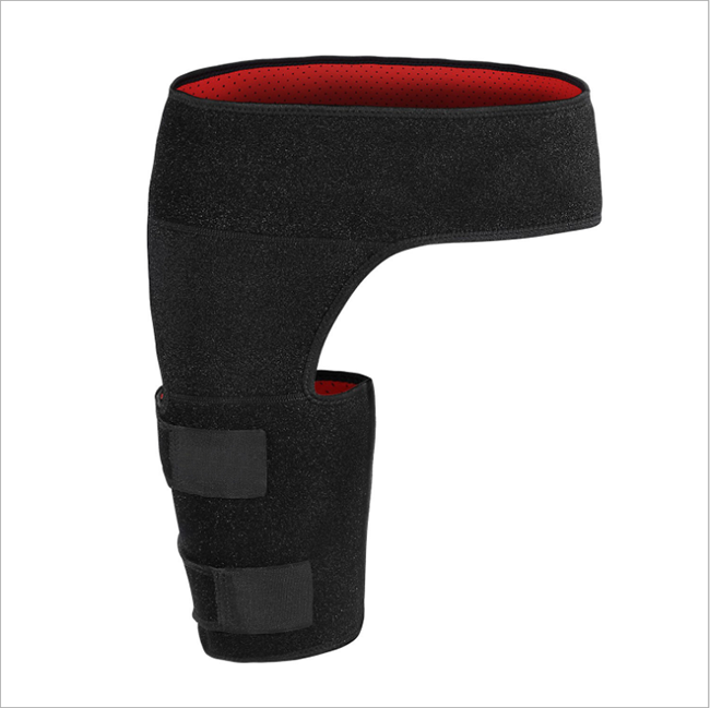 Elasticated Waist and Thigh Brace Support