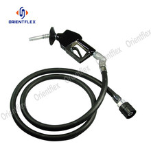 flexible gasoline suction fuel dispenser rubber hose
