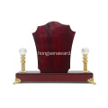 stock cheap price wooden trophy