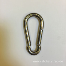 High Quality for  7MM Anti-Rust High Quality Stainless Steel 304 Carabiner supply to Tonga Importers