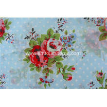 factory low price Used for 90 Polyester 10 Cotton Dyed Fabric 90 polyester /10 cotton plain printed fabric export to United States Wholesale