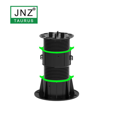 Construction site building material plastic support pedestal