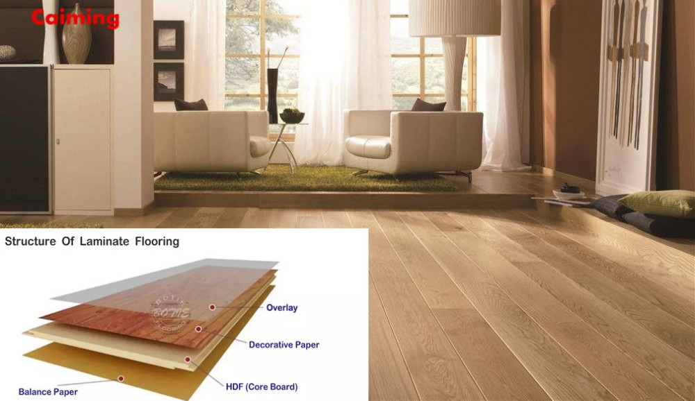 Sychronized Laminate Flooring