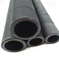 High Pressure Steel Wire Braided Rubber Hose