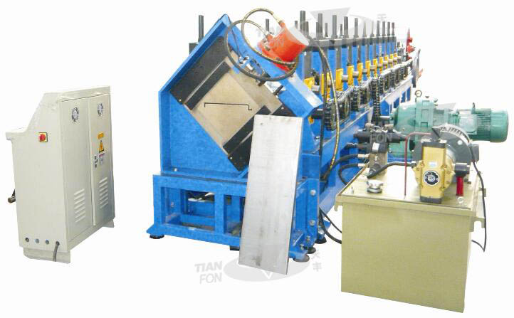 Stainless Profile Roll Forming Equipment