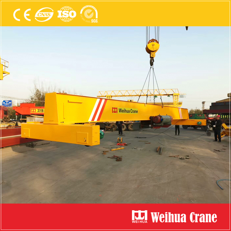 Single Girder Overhead Crane Loading