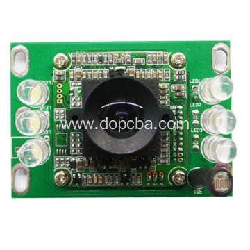 Through-hole PTH PCB Printed Circuit Board Assembly Services