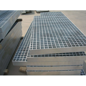 Popular Design for for Galvanized Steel Drainage Grating Zinc Coated Steel Grid export to Indonesia Importers