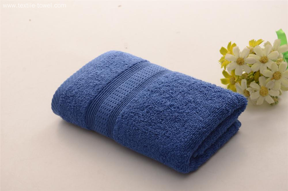 Plain Dyed Hand Towel  Face Towel