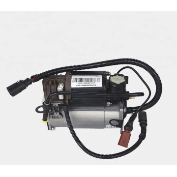 Air Suspension Compressor Pump For Audi 4E0616007B