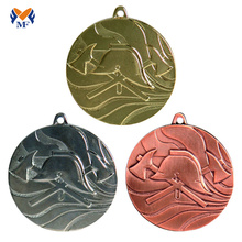 High Efficiency Factory for Basketball Medal Alloy material types of sports medals trophies supply to Switzerland Wholesale
