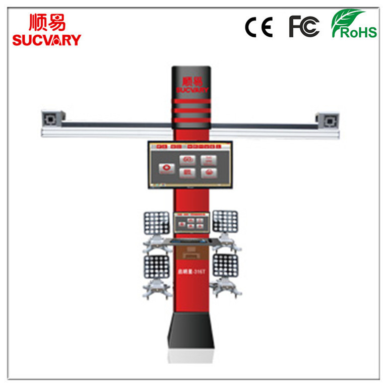 Factory Supply 3D Wheel Alignment Equipment