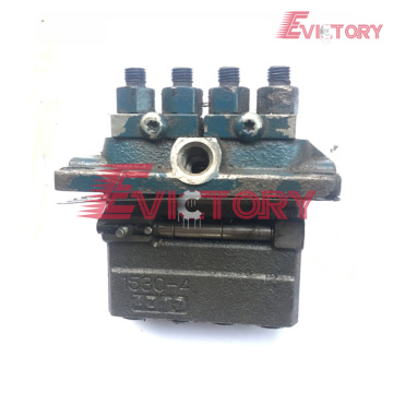 KUBOTA V3300-DI-T fuel injection pump injector nozzle