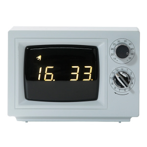 Leading for Table Digital Clock Digital Small TV Clock with Light export to Slovakia (Slovak Republic) Supplier
