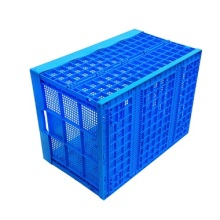 High Quality for Plastic Crate Making Machine Plastic industrial and commercial crate injection mould export to Slovenia Exporter