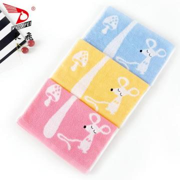 soft Cartoon children towel