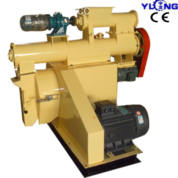 YULONG HKJ250 animal feed ring die pellet mill made in China
