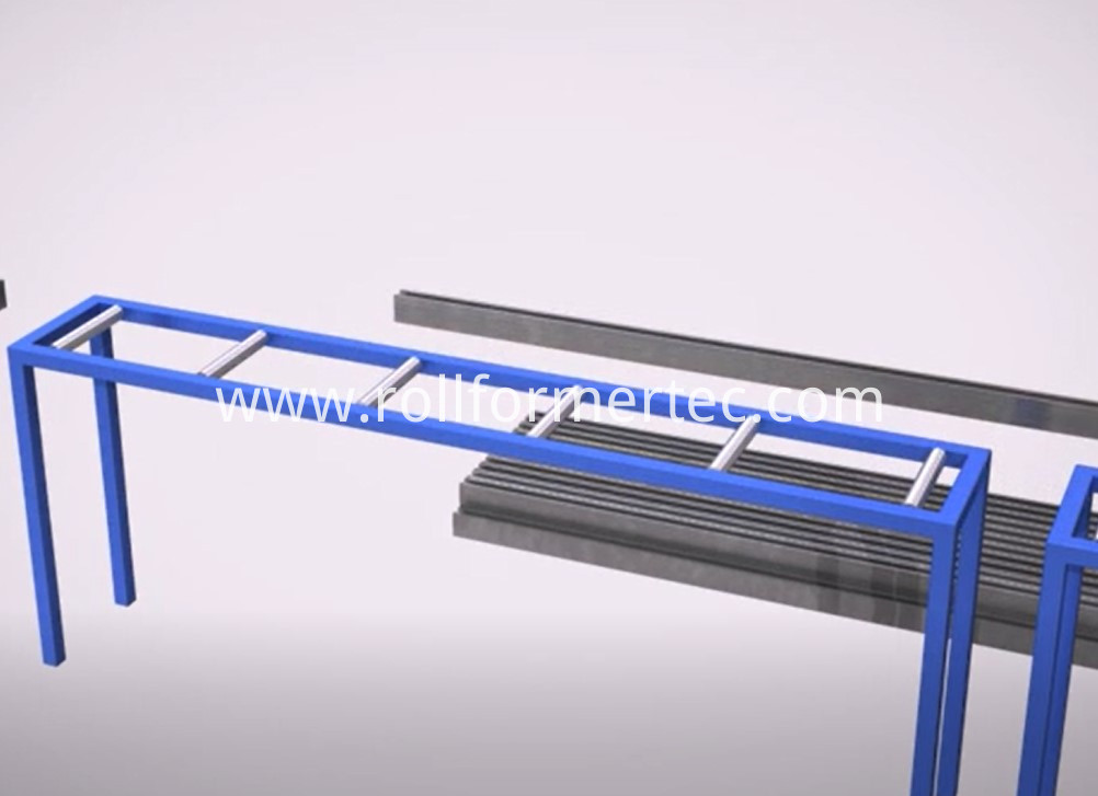 unistrut metal framing systems roll forming machine