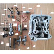 SCOMADI CYLINDER HEAD 150CC PERFOMANCE PARTS 150CC RACING PARTS BEFORE 2016 ORIGINAL QUALITY