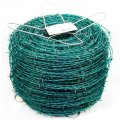 PVC Coated Barbed Wire 12 gauge