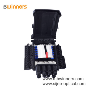 Fosc 288 Cores Dome Type Fiber Optic Splice Tray Closure
