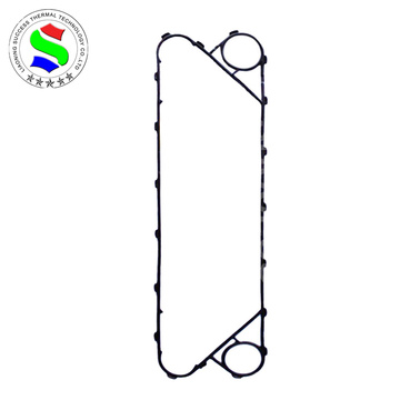 Success H17 heat exchanger rubber gasket nbr supplier