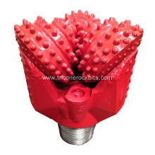 IADC637 TCI tri-cone roller bit for well drilling