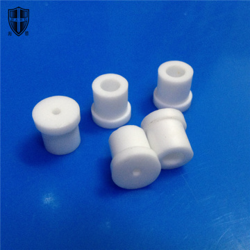 alumina ceramic knob stopper ring tube custom made