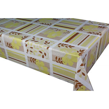 Elegant Tablecloth with Non woven backing Wedding