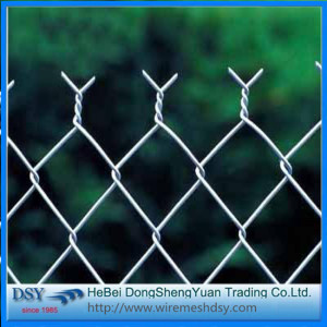 Chain Link Fence Flexible Garden Fence Panels
