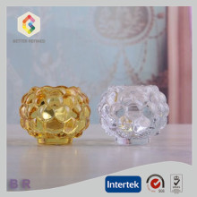 Popular Design for Glass Candle Holder Decorative Bubbles Small Tea Light Candle Holder export to Japan Manufacturer
