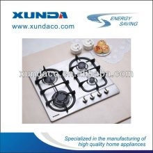 Best Quality for Gas Hob 4 Burner 4 Burner Stainless Steel Gas Hob export to New Caledonia Exporter