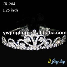 Rhinestone Crowns CR-284