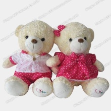 Love Bear, Teddy Beat, Musical Plush Toy, Soft Toy