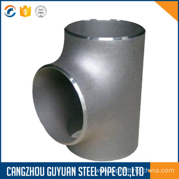 Carbon Steel  Reducing Tee T
