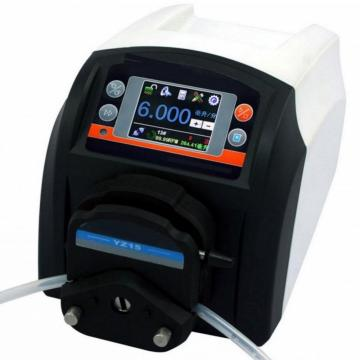 High accuracy stepper motor food grade peristaltic pump