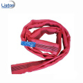 Different Colors 1Ton Polyester Round Webbing Sling