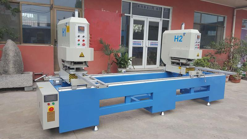 two head seamless welding machines